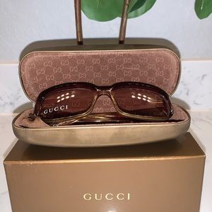 Brand New Gucci Sunglasses Vintage